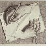 escher handen